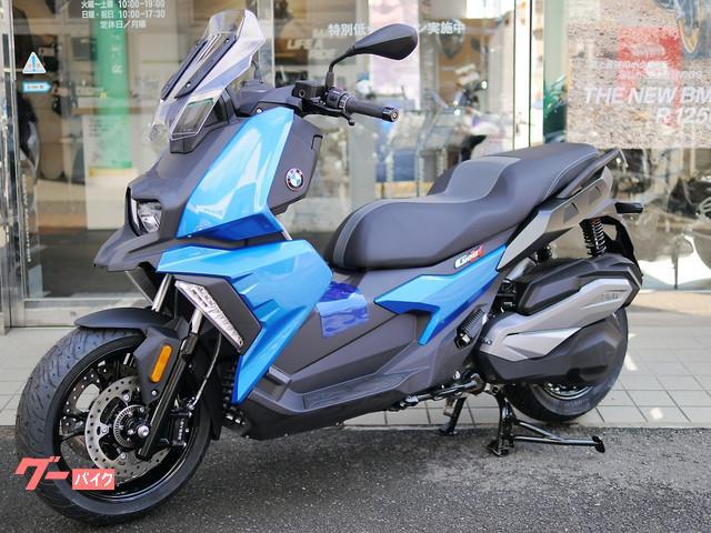 BMW C400X・TFT液晶メーター・シートヒーター・ETC標準の画像(千葉県