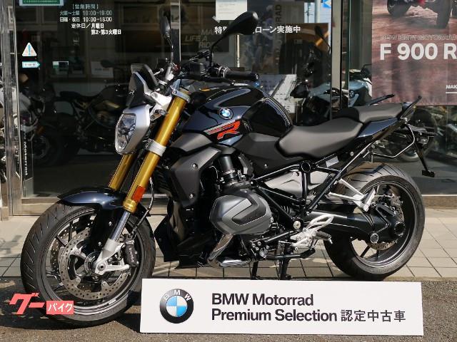 R1250R・ブラックストームメタリック・ETC2.0・BMW認定中古車保証2年付