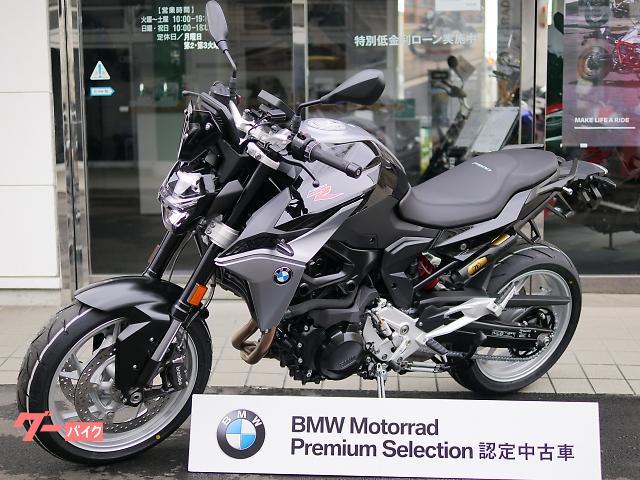 F900R・ブラックストームメタリック・プレミアムライン・ETC2.0・リモコンキー仕様・BMW認定中古車保証2年付