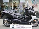 BMW C650GT・2017年モデル・ブラックストームM・BMW認定中古車の画像(千葉県
