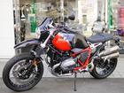R nineT アーバン G/S・Option719・ブラックストームMレーシングレッド・Akrapovicサイレンサー付・新車