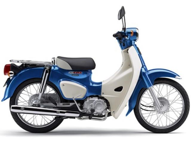 ホンダ スーパーカブ110 最新モデルの画像(神奈川県