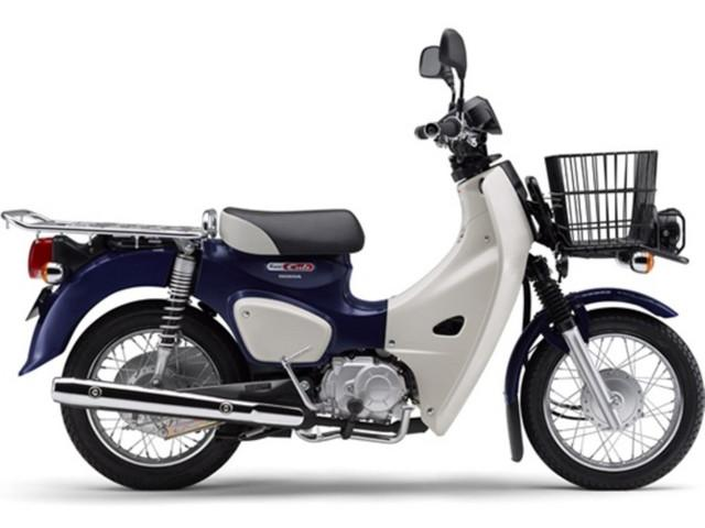 ホンダ スーパーカブ50プロ 最新モデルの画像(神奈川県