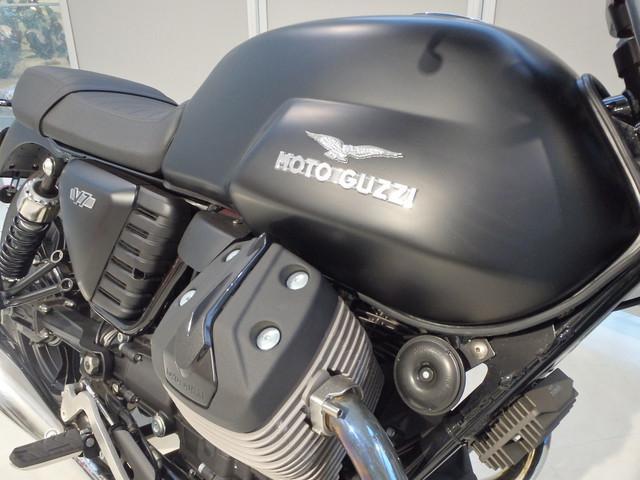 MOTO GUZZI V7ストーンの画像(東京都