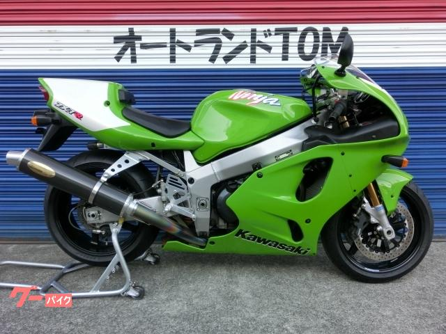 Ninja ZX−7RR