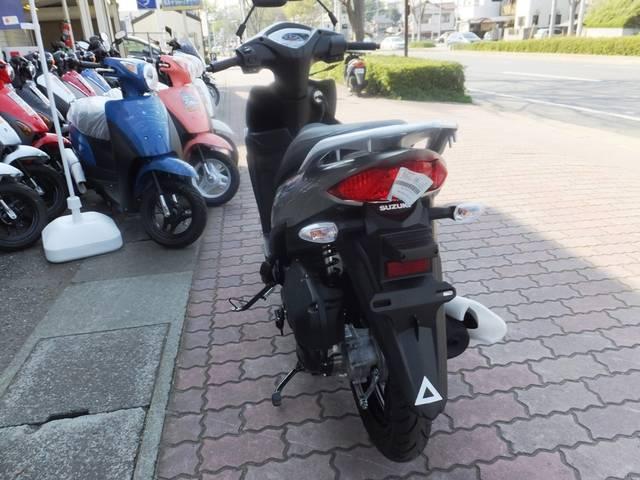 スズキ アドレス110の画像(千葉県