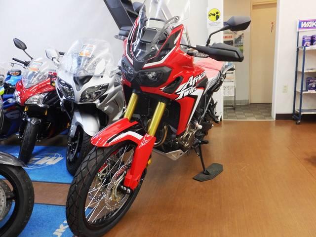 ホンダ CRF1000L Africa Twin DCTの画像(千葉県