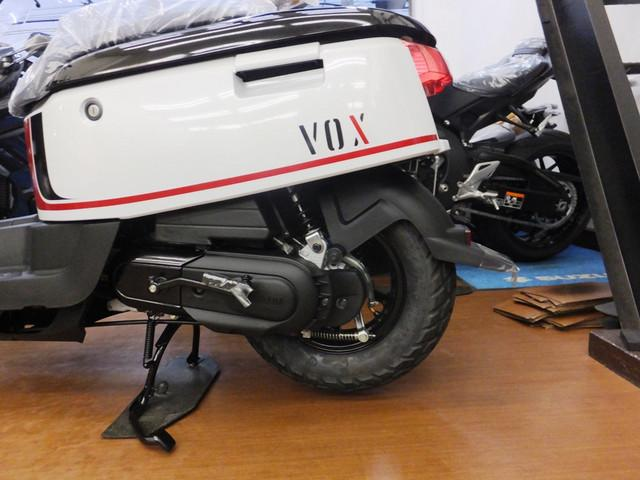 ヤマハ VOXデラックスの画像(千葉県