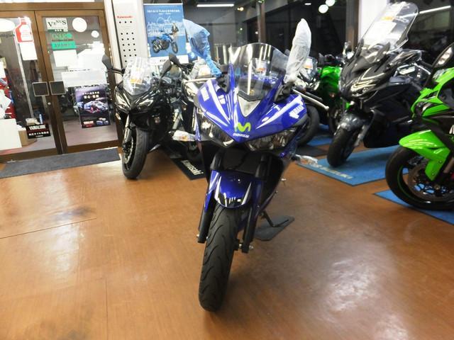 ヤマハ YZF-R3 Movistar Moto GP Editionの画像(千葉県