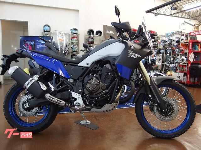 テネレ700 2020年モデル