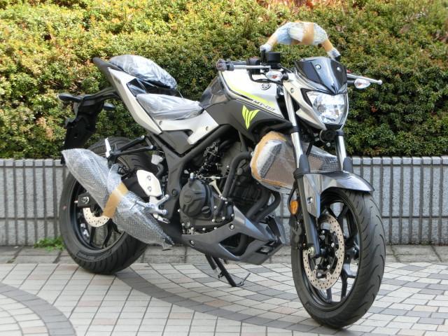 ヤマハ MT-03(320cc) 2017年モデル 正規 新車の画像(東京都