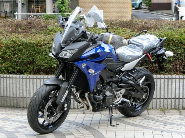 ヤマハ MT-09トレーサー 2017年モデル 正規 新車の画像(東京都