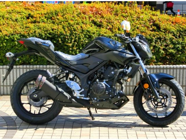 ヤマハ MT-25 2017年モデル ブラック 新車の画像(東京都