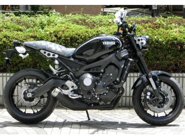 ヤマハ XSR900 2017年 新車 ブラックの画像(東京都