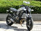 ヤマハ XSR700 LEDヘッドライト付 正規 新車の画像(東京都