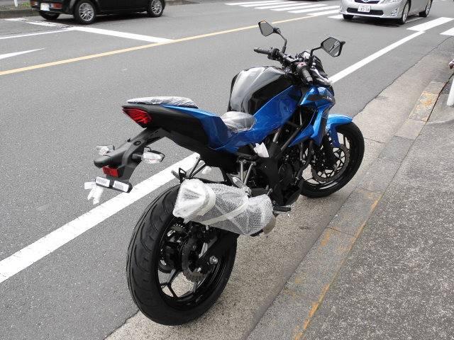 カワサキ Z250SLの画像(東京都