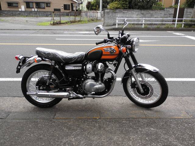 カワサキ W800 FINALの画像(東京都