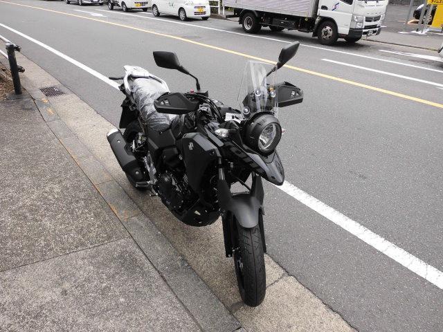 スズキ V-ストローム250の画像(東京都