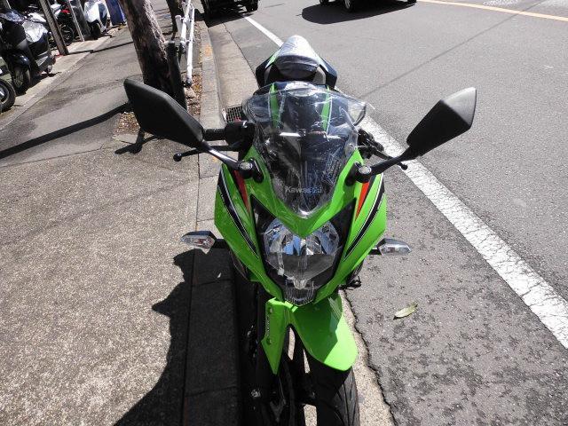 カワサキ Ninja 250SL KRT 2017年モデルの画像(東京都