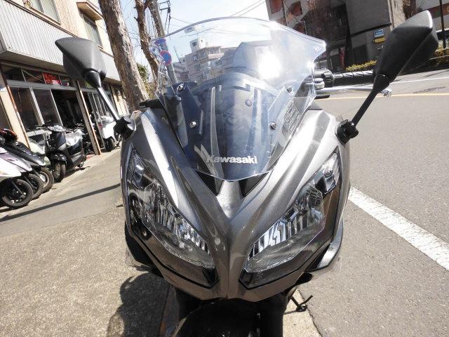 カワサキ Ninja 400 スペシャルエディションの画像(東京都