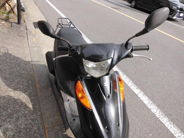 スズキ アドレスV125 CF4EAの画像(東京都