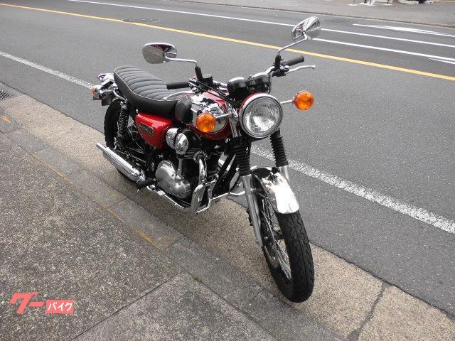 カワサキ W800の画像(東京都
