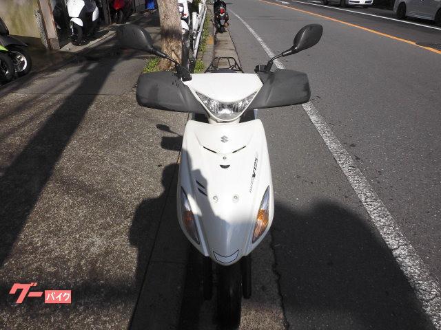 スズキ アドレスV125Sリミテッドの画像(東京都