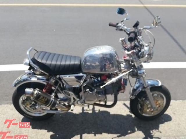 モンキー フルカスタム 125cc