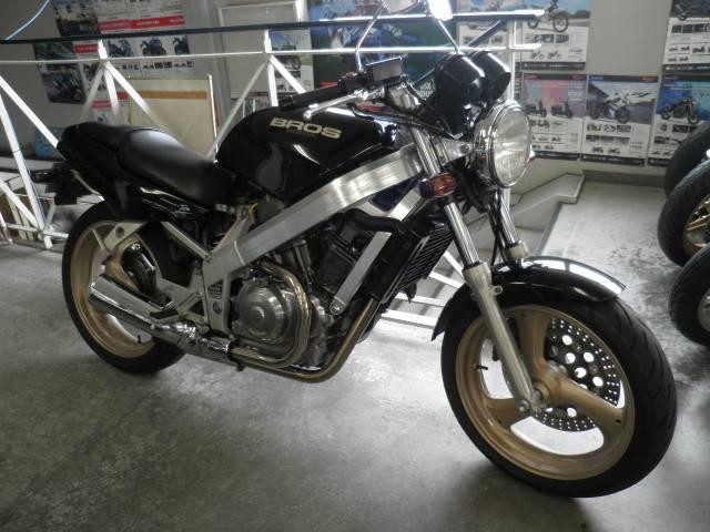 ホンダ BROS400の画像(神奈川県