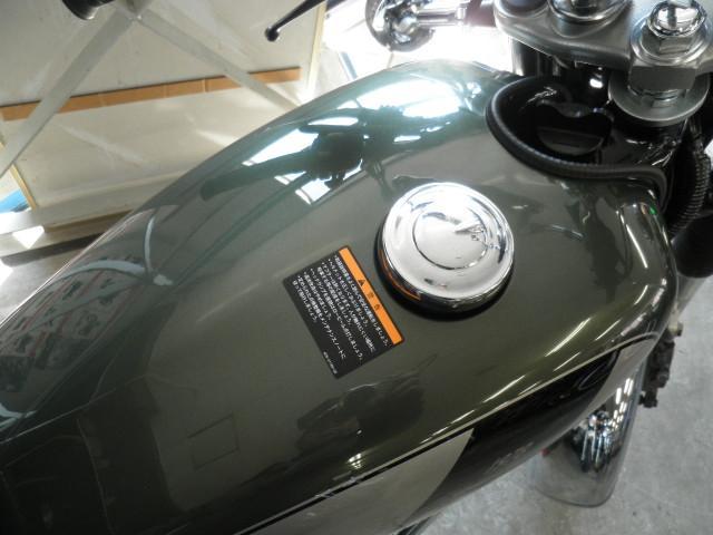 ヤマハ SR400 ヨシムラマフラー FI パワービーム装着の画像(神奈川県