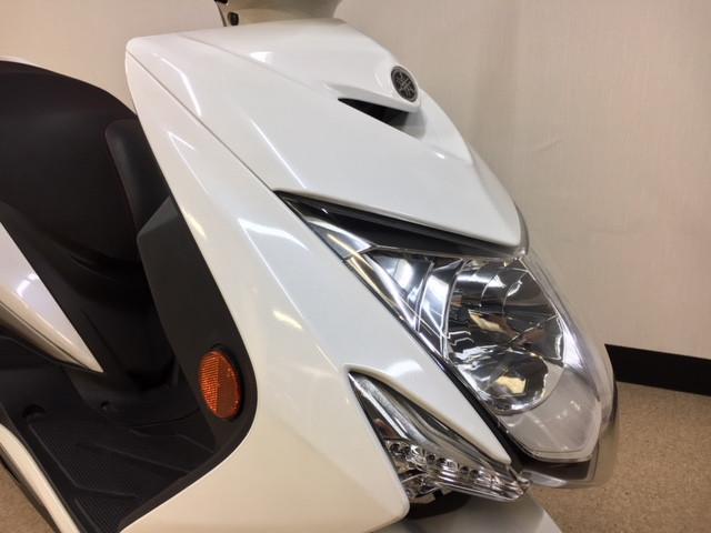 ヤマハ シグナスX SR 2013年式 国内モデル ワンオーナー車の画像(東京都