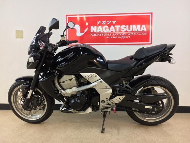 カワサキ Z750 2007モデル マレーシア仕様 カスタム多数の画像(東京都