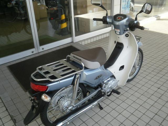 ホンダ スーパーカブ50の画像(茨城県