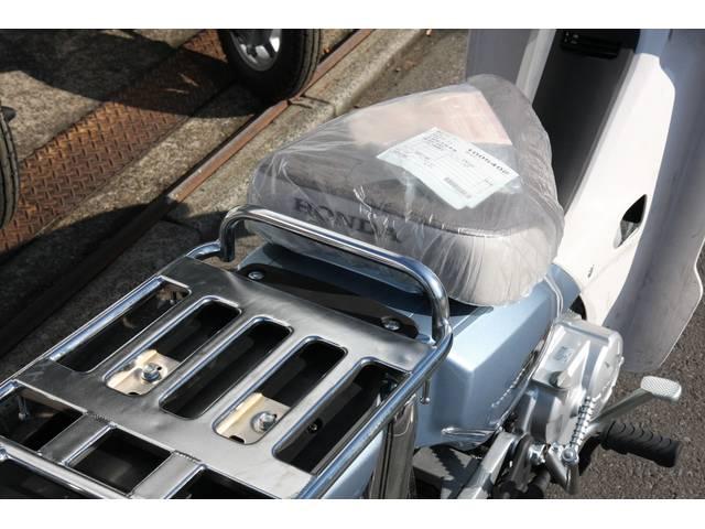 ホンダ スーパーカブ110 FIの画像(茨城県
