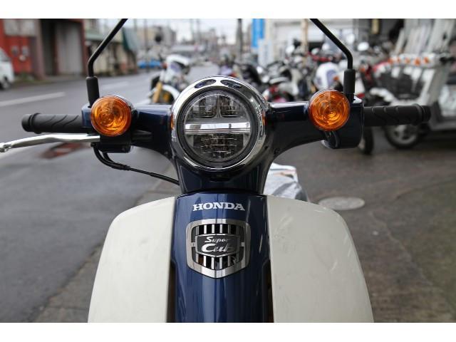 ホンダ スーパーカブ50 AA09の画像(茨城県