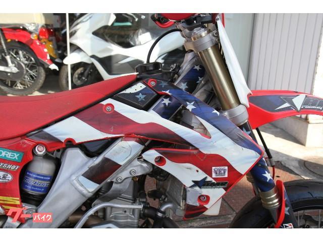 ホンダ CRF250R モタード仕様の画像(茨城県