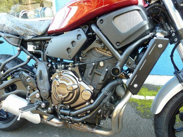 ヤマハ XSR700 ABSの画像(茨城県
