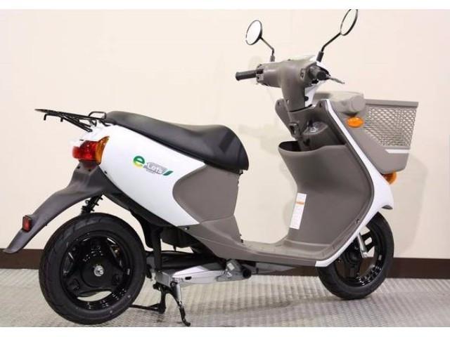 スズキ e-Let's 新車 電動バイク フロントビッグバスケット付の画像(神奈川県
