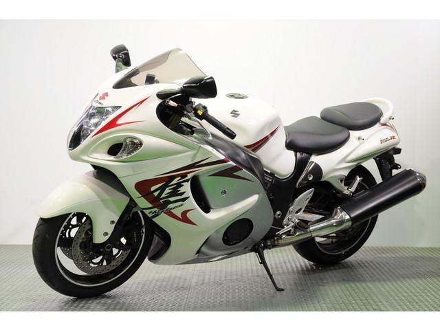 スズキ HAYABUSA1300 2008年モデル CAN仕様 モトマップ正規逆輸入車の画像(神奈川県
