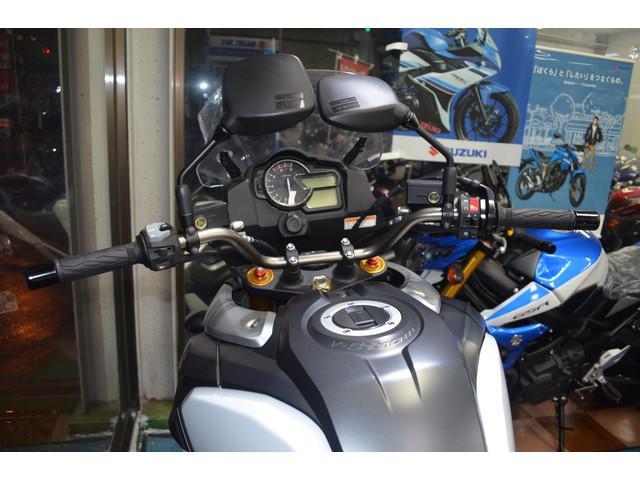 スズキ V-ストローム1000ABSの画像(千葉県