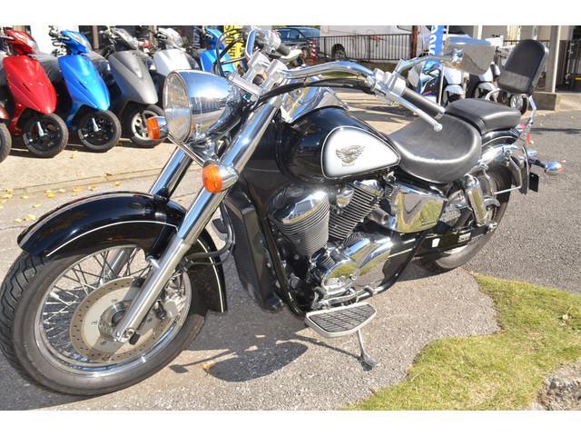 ホンダ シャドウ400の画像(千葉県