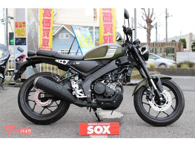 XSR155 日本未発売モデル