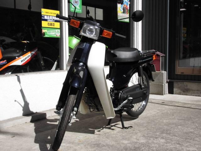 スズキ 4サイクルバーディー50の画像(東京都