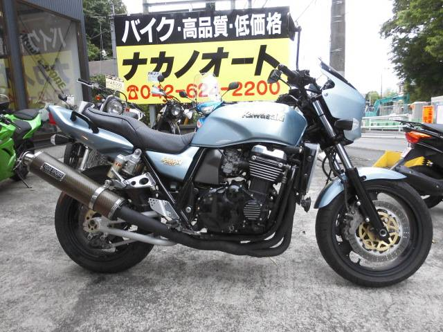 カワサキ ZRX1100改 Z1-Rカラー GooBike鑑定車の画像(東京都