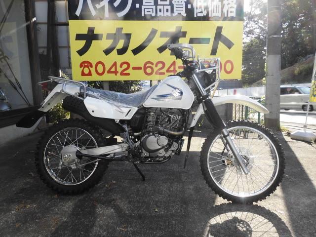 スズキ DR200SEの画像(東京都
