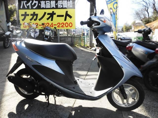 スズキ アドレスV50Gの画像(東京都