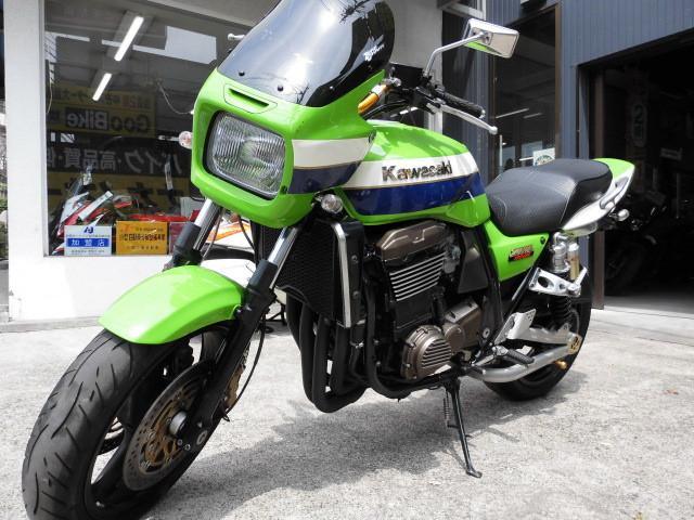 カワサキ ZRX1200Rの画像(東京都