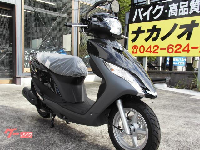 スズキ アドレス125の画像(東京都