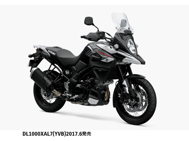 スズキ V-ストローム1000 XT仕様 2017年モデルの画像(東京都