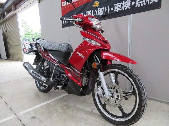 ヤマハ i8 115 輸入新車の画像(埼玉県